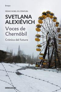 Libro VOCES DE CHERNOBIL