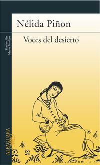 Libro VOCES DEL DESIERTO