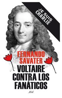Libro VOLTAIRE CONTRA LOS FANATICOS