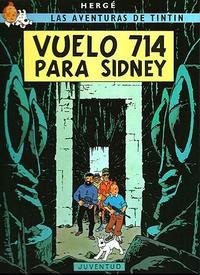 Libro VUELO 714 PARA SIDNEY
