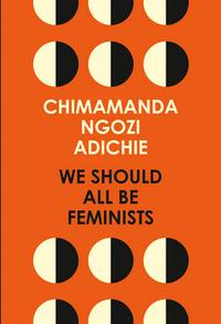 Libro WE SHOULD ALL BE FEMINISTS