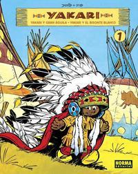 Libro YAKARI: YAKARI Y GRAN AGUILA; YAKARI Y EL BISONTE BLANCO