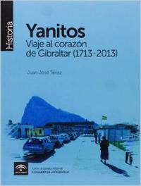 Libro YANITOS, VIAJE AL CORAZÓN DE GIBRALTAR