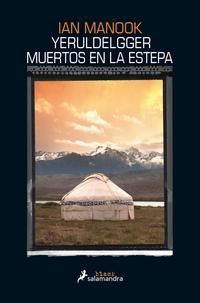 Libro YERULDELGGER, MUERTOS EN LA ESTEPA