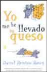 Libro YO ME HE LLEVADO TU QUESO