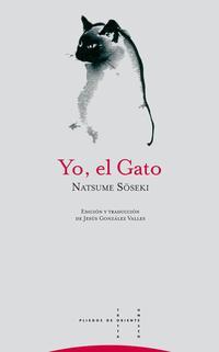 Libro YO, EL GATO