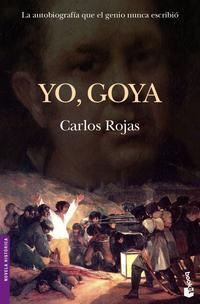 Libro YO, GOYA