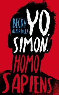 Libro YO, SIMON, HOMO SAPIENS
