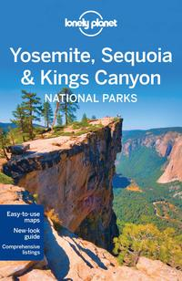 Libro YOSEMITE, SEQUOIA & KINGS CANYON NATIONAL PARKS