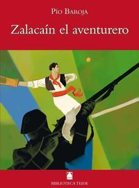 Libro ZALACAIN EL AVENTURERO DE PIO BAROJA