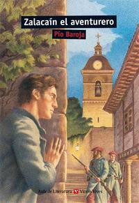 Libro ZALACAIN EL AVENTURERO: HISTORIA DE LAS BUENAS ANDANZAS Y FORTUNA S DE MARTIN ZALACAIN DE URBIA