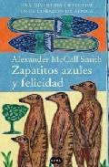 Libro ZAPATITOS AZULES Y FELICIDAD