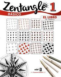 Libro ZENTANGLE BASICO: EL LIBRO DE TRABAJO