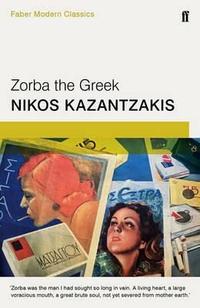 Libro ZORBA THE GREEK