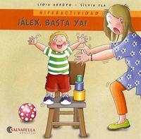 Libro ¡ALEX, BASTA YA!