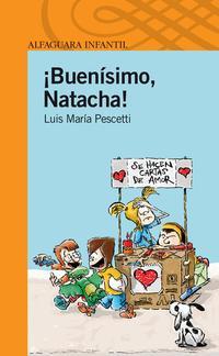 Libro ¡BUENISIMO, NATACHA!