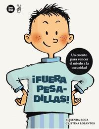 Libro ¡FUERA PESADILLAS!
