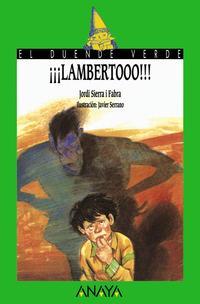 Libro ¡LAMBERTOOO!...
