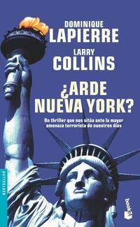 Libro ¿ARDE NUEVA YORK?