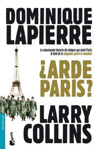 Libro ¿ARDE PARIS?
