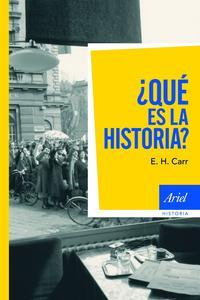 Libro ¿QUE ES LA HISTORIA?