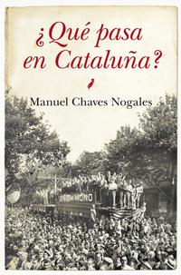 Libro ¿QUE PASA EN CATALUÑA?