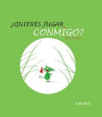 Libro ¿QUIERES JUGAR CONMIGO?