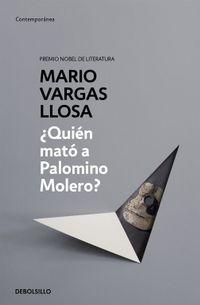 Libro ¿QUIÉN MATÓ A PALOMINO MOLERO?