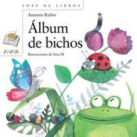 Libro ÁLBUM DE BICHOS