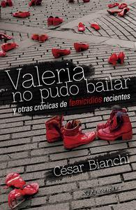 Libro VALERIA NO PUDO BAILAR
