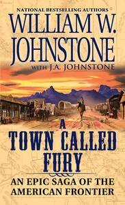 Libro A TOWN CALLED FURY