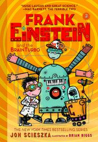 Libro FRANK EINSTEIN AND THE BRAINTURBO (FRANK EINSTEIN SERIES #3)