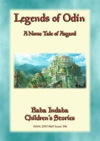 Libro LEGENDS OF ODIN - A TALE OF ASGARD