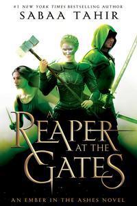 Libro A REAPER AT THE GATES