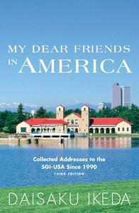 Libro MY DEAR FRIENDS IN AMERICA