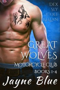 Libro GREAT WOLVES MOTORCYCLE CLUB