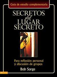 Libro SECRETOS DEL LUGAR SECRETO GUÍA DE ESTUDIO
