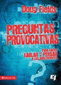 Libro PREGUNTAS PROVOCATIVAS