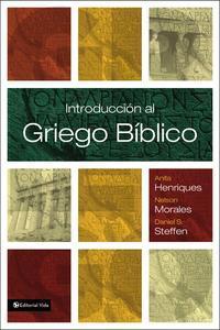 Libro INTRODUCCIÓN AL GRIEGO BÍBLICO