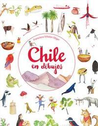 Libro CHILE EN DIBUJOS