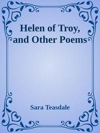 Libro HELEN OF TROY, AND OTHER POEMS