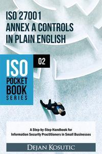 Libro ISO 27001 ANNEX A CONTROLS IN PLAIN ENGLISH
