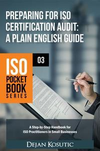 Libro PREPARING FOR ISO CERTIFICATION AUDIT – A PLAIN ENGLISH GUIDE