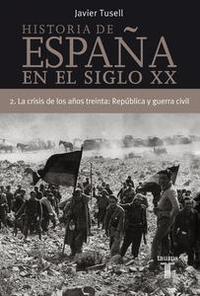 Libro HISTORIA DE ESPAÑA EN EL SIGLO XX (TOMO 2)