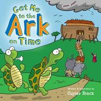 Libro GET ME TO THE ARK ON TIME