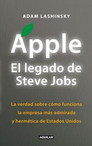 Libro APPLE. EL LEGADO DE STEVE JOBS