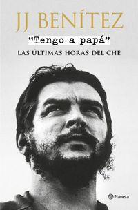 Libro TENGO A PAPÁ