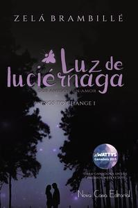 Libro LUZ DE LUCIÉRNAGA