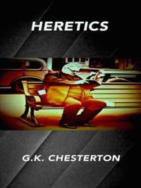 Libro HERETICS