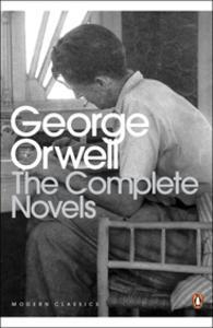 Libro THE COMPLETE NOVELS OF GEORGE ORWELL